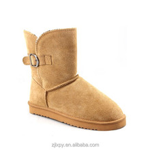 Classic shearling brand name winter boots