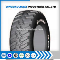 Taitong 365/80R20 Top brands high quality radial Military Truck Tires