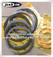 Hydraulic excavator spare parts kawasaki rexroth swing motor friction plate