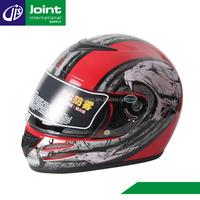 Cool ABS Full Face Bike/Motorcycle Helmet China Full Face Motorcycle Helmet