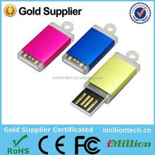 bulk high speed USB2.0 new product metal mini usb flash
