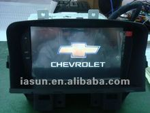 Isun 2 din 7 pulgadas de audio del coche de navegación gps para chevrolet cruze con sobre - estrella del sistema