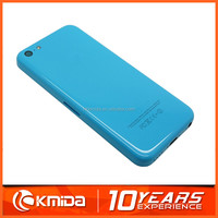 mobile phone accessories wholesale for iphone 5c back cover housing replacement