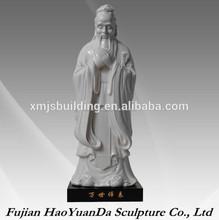 moderna de la figura de la artesanía de cerámica fucia escultura