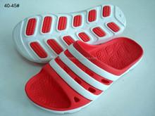 anti-slip men fashion spa sandals, fashion nude men beach sandals, comfort wearing men bath sandals