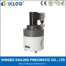 KLQD brand 2/2 way teflon solenoid valves for aggressive fluid ZCF-15