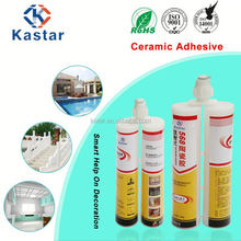 waterproof tile adhesive production with good gloss