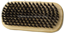 Beard Brush 100% Boar Bristle - Can Be Used With Oil