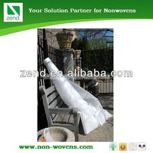 nonwoven fabric round back chair cover
