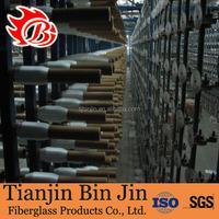 white fiberglass twill woven fabrics product