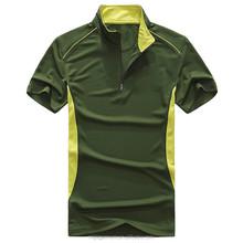 Hot sale customized oem moisture absorbing dri fit t shirt men 2015