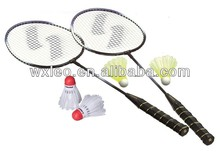 wholeasle outdoor badminton high quality badminton racket