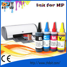 2012 Hot selling !!!Printing ink for HP printer ink,for hp ink