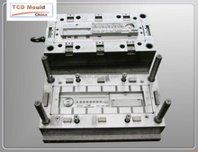 High Precision Plastic Injection Mould Cosmetic