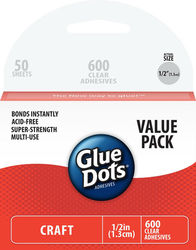 Craft Glue Dots Value Pack