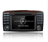 A8 Chipset 3G WiFi Canbus Car Radio GPS For Be nz R Class With GPS Radio Bluetooth iPod 1G CPU