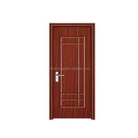 China zhejiang manufacture MDF DMaterial Door hot selling pretty door pvc door