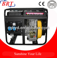 HOTSALE 3kw small portable electric diesel generator