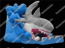 Inflatable Shark Slide
