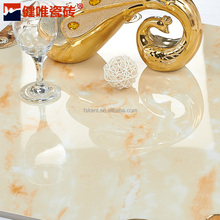China high quality in door restaurant flow decorative crystal floor tile