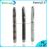 Most popular slim size pen style Kamry 2.0 liquid thc e cigarette