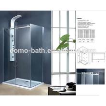 Cina cabina doccia domo, in fibra di vetro doccia