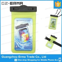 Custom PVC Phone Waterproof Case for Samsung Galaxy Note 3