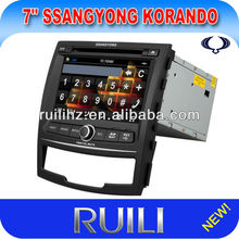 Middle Consol Remote Car Audio for Ssangyongkorando