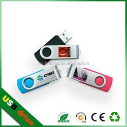 Metal Swivel Case 512GB USB Flash Drive