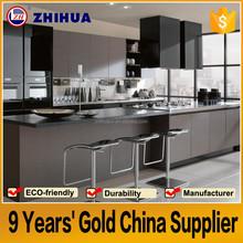 Factory price modular kitchen cabinets , classic designs economic modular kitchen