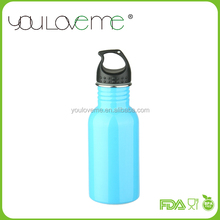 new products on china market food grade single wall 18/8 stainless steel drinking/new water bottle