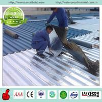 SBS Waterproof Material Self Adhesive Aluminium Membrane
