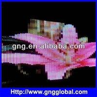 Waterproof Rust-proof Good Consistency Addressable Virtual LED Screen Advertising Outdoor