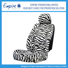 Promotional Factory Price Zebra Seat Covers Cars