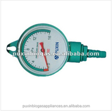 Puxin High Quality Cheap 16KPa Biogas Preasure Gauge
