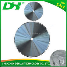 Customized high precision fine cutting edge saw blade factory