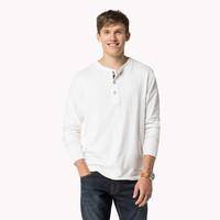 stylish long sleeve mens henley shirt,henley shirts wholesale