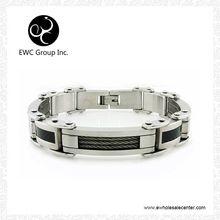 rose tungsten high quality tungsten bracelet