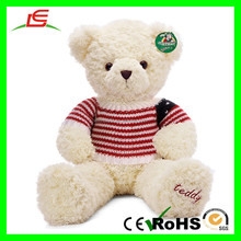 E429 28 inch Giant Hug Teddy Bear Stuffed Plush Bear Toy with Knitted Sweater