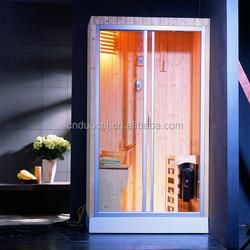 Mini Traditional Wood Single Person Sauna House (GS-A0800)