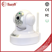 EasyN brand promotion CMOS sensor long distance night vision wireless wifi P2P wired baby monitor camera