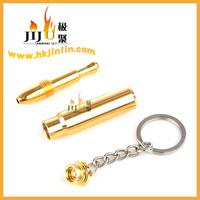 JL-039 Yiwu Jiju Wholesale Tobacco Smoking Pipe With Keychain