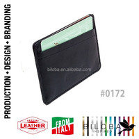 Wallet card holder , Premium Quality, From ITALY