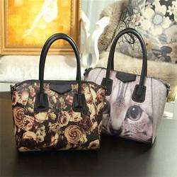 HFR-TB11 2015 new European fashion retro prints Shoulder Bag Handbag Crossbody Bag