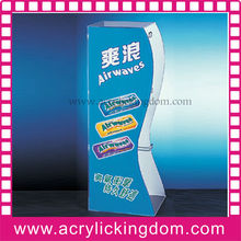 acrylic advertising display