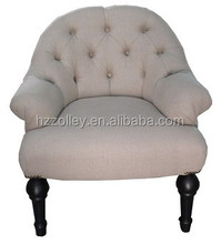 French Style Girls Bedroom Furniture Chairs Small Lesiure Chairs