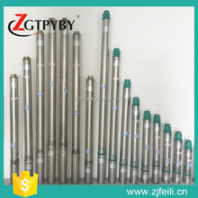 Multistage Stainless Steel 304 or 316 Submersible Centrifugal Deep Well Water Pump for Sale