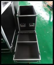 For JBL 712 ATA Road Case, Custom Design with Caster Board