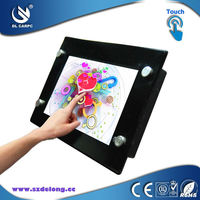 2013 Hot Sale 7 Inch TFT LCD Monitor VGA Touch 7 Open Frame