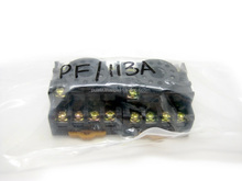 Short delivery for round pin relay base